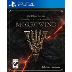 The Elder Scrolls Online: Morrowind -ps4