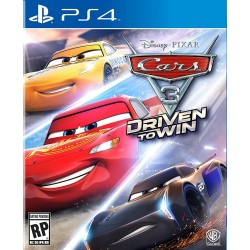 Cars 3: Driven to Win -ps4
