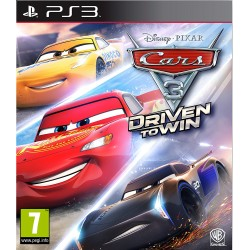 Cars 3: Driven to Win -ps3