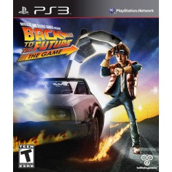 Back to the Future: The Game -ps3-bazar