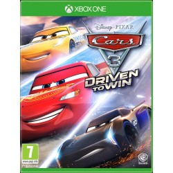 Cars 3: Driven to Win-xone
