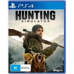 Hunting Simulator -ps4