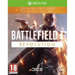 Battlefield 1 Revolution-xone
