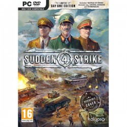 Sudden Strike 4 Limited Day One Edition -PC