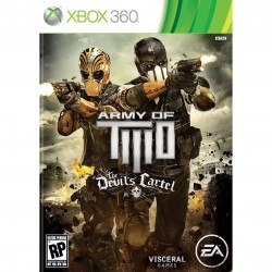 Army of Two: The Devils Cartel-x360