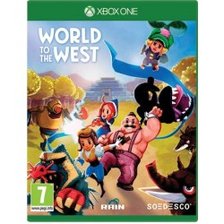 World to the West-xone