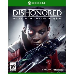 Dishonored: Death Of The Outsider-xone