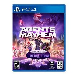 Agents of Mayhem -ps4