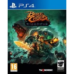 Battle Chasers: Nightwar -ps4