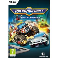 Micro Machines: World Series-pc