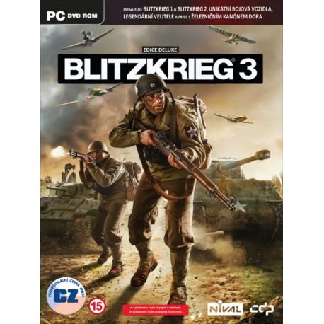 Blitzkrieg 3 Deluxe Edice-pc