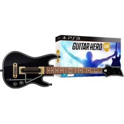 Guitar Hero Live + +Guitar hero III+kytara