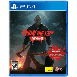 Friday the 13th: The Game -ps4