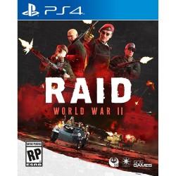 RAID: World War II -ps4
