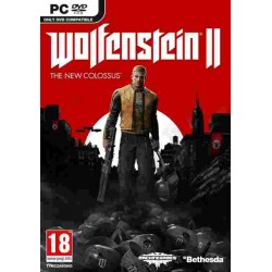 Wolfenstein 2: The New Colossus -pc