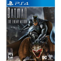 Batman: A Telltale Games Series The Enemy Within -ps4