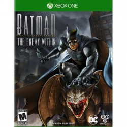 Batman: A Telltale Games Series The Enemy Within-xone