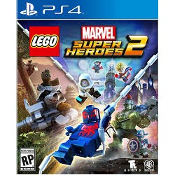 LEGO Marvel Super Heroes 2 -ps4
