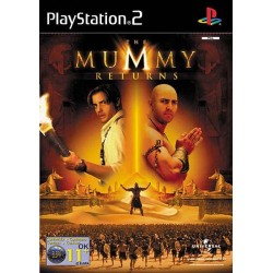 The Mummy Returns-ps2