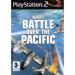 WWII Battle Over the Pacific-ps2