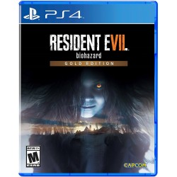 Resident Evil 7: Biohazard Gold Edition -ps4
