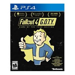 Fallout 4 GOTY -ps4