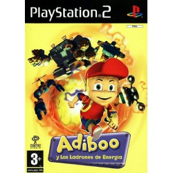 Adiboo and the Energy Thieves -PS2-BAZAR