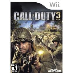 Call of Duty 3-wii-bazar