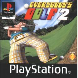 Everybody's Golf 2 -ps1-bazar