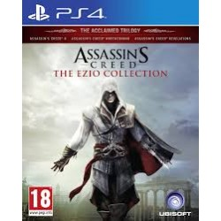 Assassins Creed The Ezio Collection -ps4