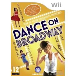 Dance on Broadway-nintendo-wii