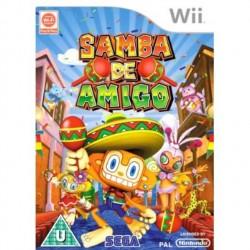 Samba De Amigo -wii-bazar