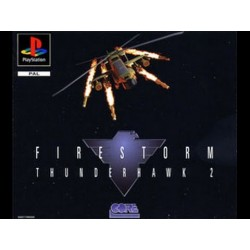 Firestorm: Thunderhawk 2