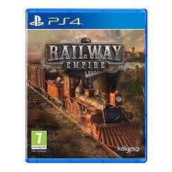 Railway Empire -ps4