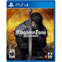 Kingdom Come: Deliverance -ps4