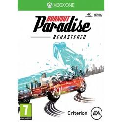 Burnout Paradise HD Remastered-xone