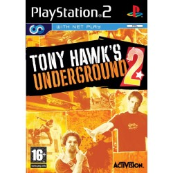 Tony Hawk's Underground 2-ps2-bazar