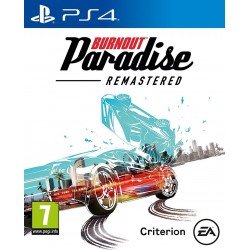 Burnout Paradise HD Remastered -ps4