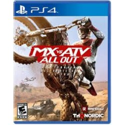 MX vs ATV - All Out -ps4