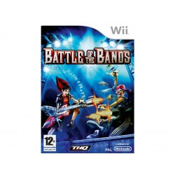 Battle of the Bands -wii-bazar
