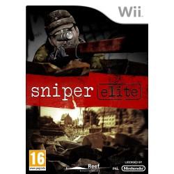 Sniper Elite -wii-bazar