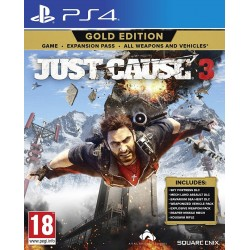 Just Cause 3 Gold Edition -ps4
