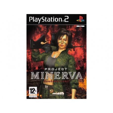 Project Minerva Professional-ps2-bazar