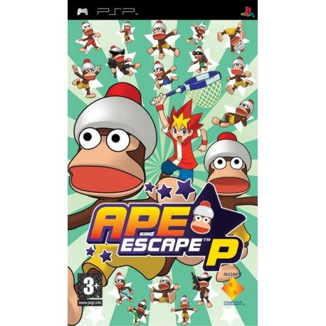 Ape Escape-psp-bazar