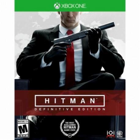 Hitman Definitive Edition-xone