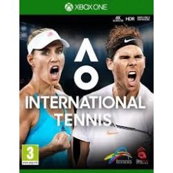 AO International Tennis-xone