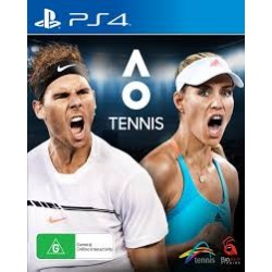 AO International Tennis -ps4