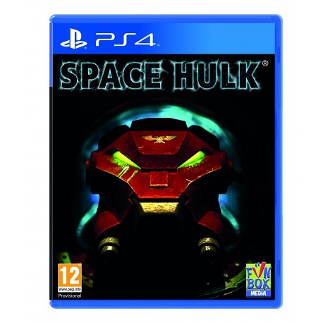 Space Hulk -ps4