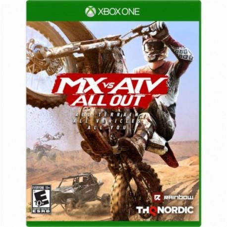MX vs ATV - All Out-xone