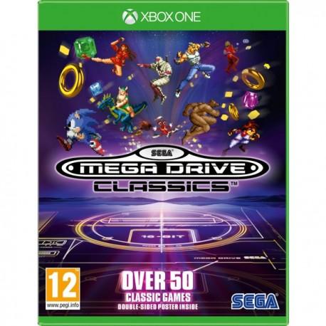 Sega Mega Drive Classics-xone